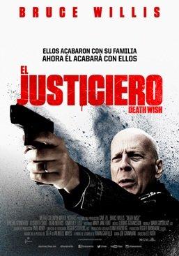 """Se estrena """"El justiciero"""", dirigida por Eli Roth e interpretada por Bruce Willis"""