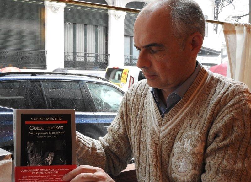 """Sabino Méndez: """"Madrid fue el país del rock en los años 80"""""""