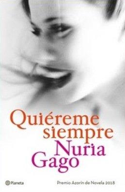 La actriz y escritora Nuria Gago presenta \