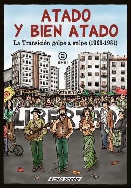 Se presenta el cómic \'Atado y bien atado\', de Rubén Uceda