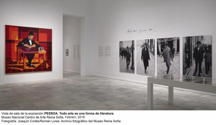 Pessoa, todo arte es una forma de literatura: el universo del poeta portugués y su entorno más allá de sus heterónimos