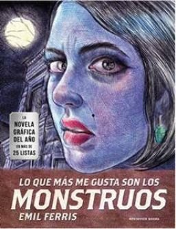 \'Lo que más me gusta son los monstruos\', de Emil Ferris, la novela gráfica más esperada del año
