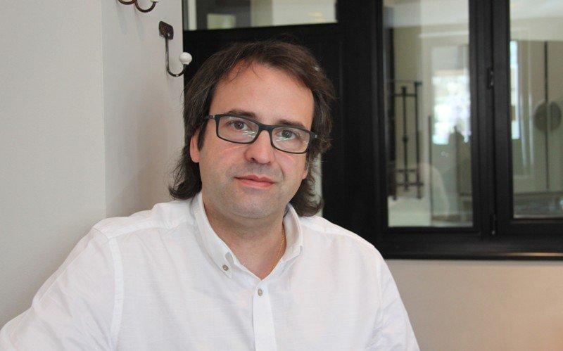 Juan Francisco Ferrándiz publica \'La tierra maldita\', una historia desconocida de la Barcelona medieval