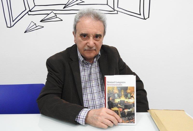 """Manuel Longares: """"Las fábulas son cuentos para mayores que tiene una enseñanza"""""""