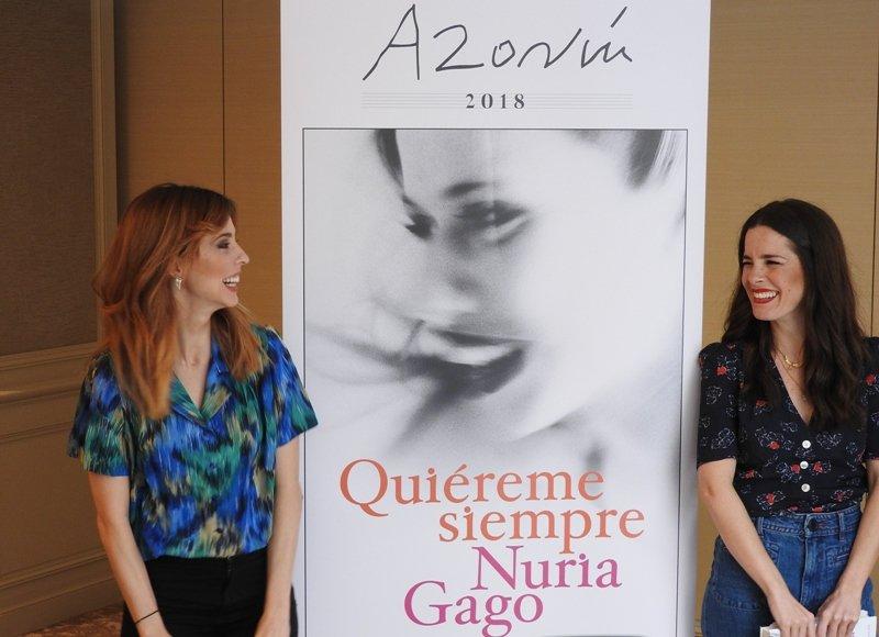 """""""Quiéreme siempre"""" de Nuria Gago, se presenta la novela que cambiará nuestra percepción sobre nuestros mayores"""