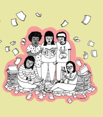 'Mujeres escriben Usera', una Semana del Libro para reivindicar el papel de ellas en la literatura