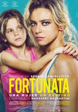 "Se estrena el melodrama italiano ""Fortunata"", dirigida por Sergio Castellitto"
