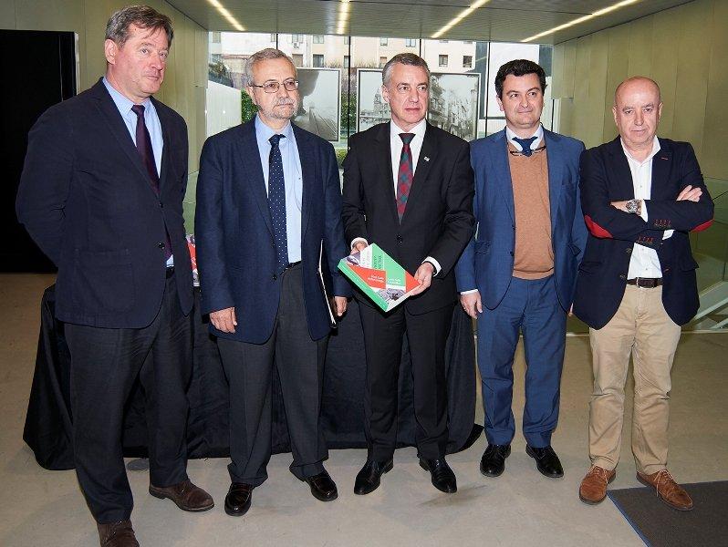 \'Vidas cruzadas\': la historia reciente de Euskadi a través de Indalecio Prieto y José Antonio Aguirre