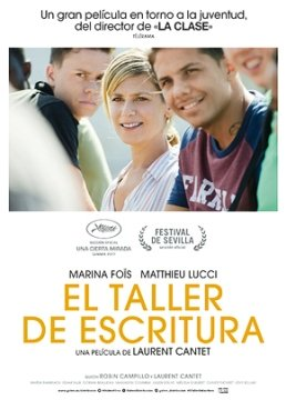 """Se estrena la película francesa """"El taller de escritura"""", coescrita y dirigida por Laurent Cantet"""