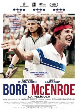 """Se estrena """"Borg McEnroe. La película"""", dirigida por Janus Metz Pedersen"""