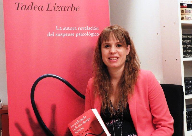 """Entrevista a Tadea Lizarbe: """"La diferencia entre un psicópata y una persona normal se diferencia por lo que han sufrido"""""""