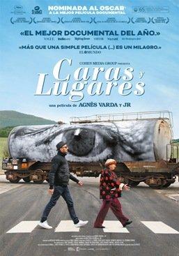 """Se estrena el documental """"Caras y lugares"""", escrita y dirigida por Agnès Varda y JR"""