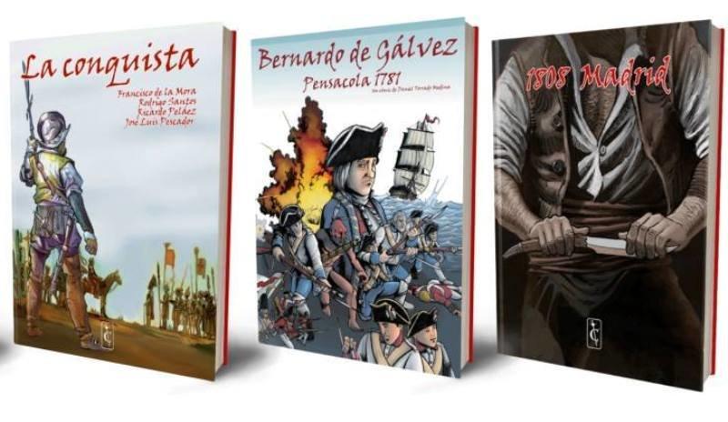 Cascaborra: una joven editorial que lucha por reivindicar el denostado pasado militar español
