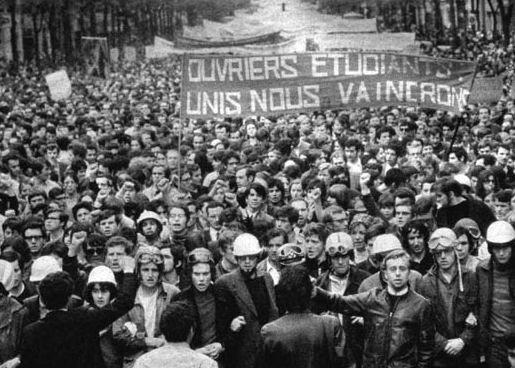 Soixante-huitard: mayo del 68, su proyección cincuenta años después