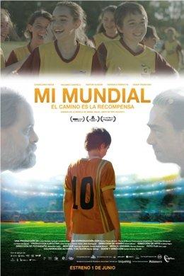 """Se estrena la película """"Mi Mundial"""", dirigida por Carlos Morelli"""