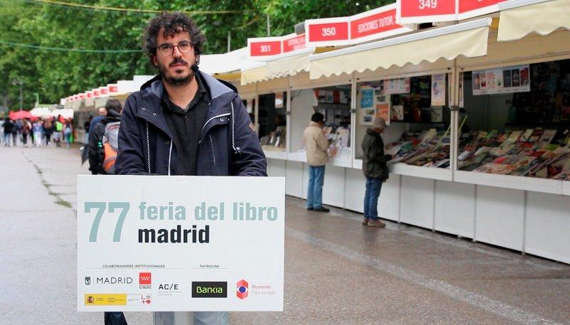 Emilio Sánchez Mediavilla: \'Consideramos que el secuestro de \'Fariña\' es una amenaza a la libertad de prensa y a la libertad de expresión\'