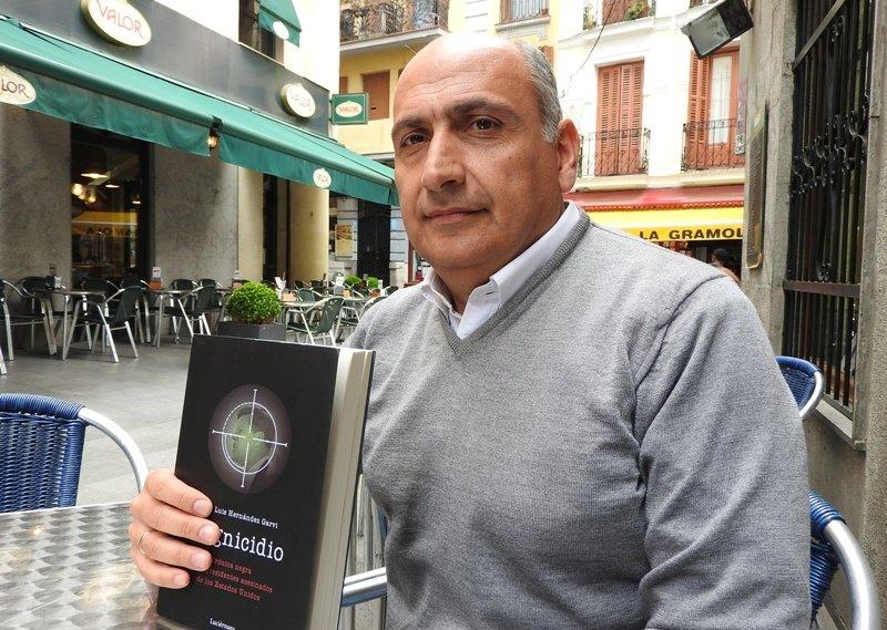 """José Luis Hernández Garvi: \'Estados Unidos se ha construido sobre un poso de violencia"""""""