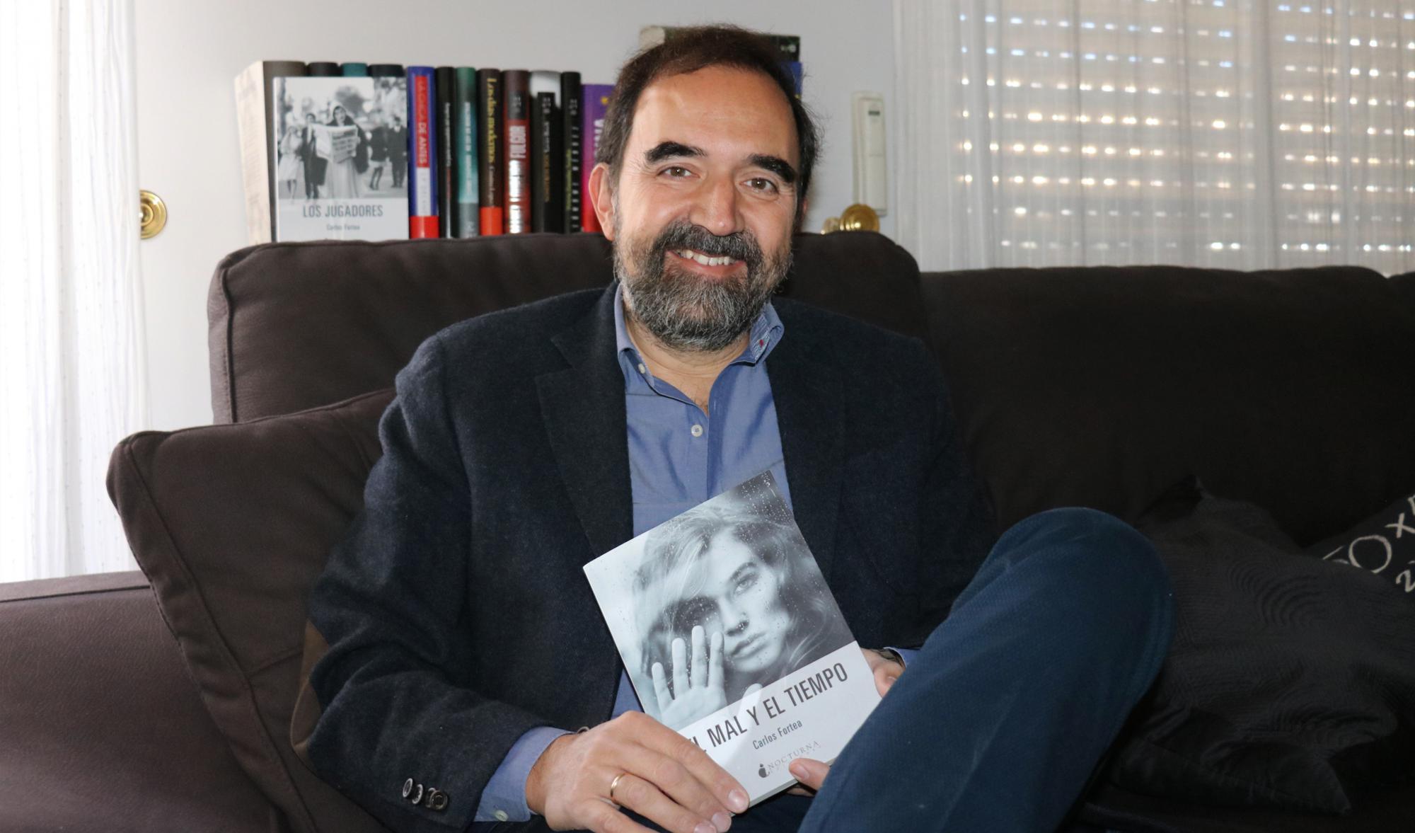 Algo más que género negro: la última novela de Carlos Fortea