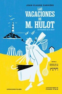 \'Las vacaciones de M. Hulot\', una novela basada en la película de Jacques Tati