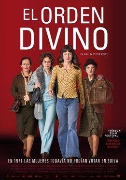 """Se estrena la película suiza \'El orden divino"""", escrita y dirigida por Petra Volpe"""