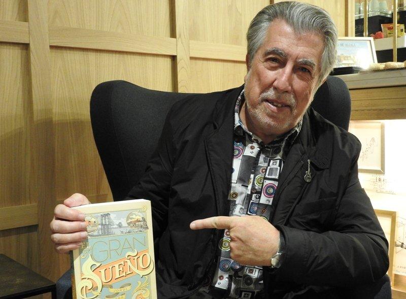 "Jordi Sierra i Fabra: ""La cultura no debe tener ningún color"""