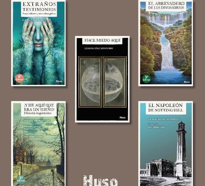 Huso participa en Festival de literatura fantástica en  Avilés