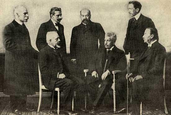 Cambios en el conservadurismo español en los inicios del XX