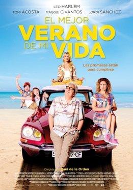 """Se estrena la comedia """"El mejor verano de mi vida"""", dirigida por Dani de la Orden"""