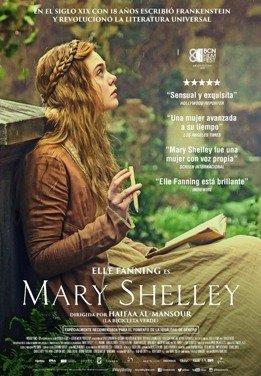 """""""Mary Shelley"""", dirigida por Haifaa Al-Mansour, un biopic sobre la autora de Frankenstein"""