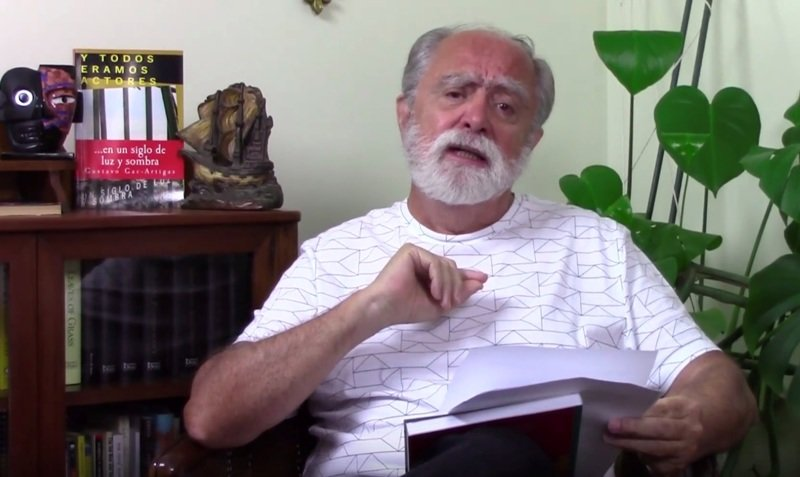 """Gustavo Gac-Artigas: """"El mestizaje siempre me atrajo por la riqueza y complejidad que su fruto representa"""""""