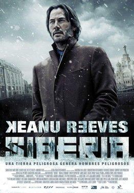 """""""Siberia"""", thriller escrito por Scott B. Smith y dirigido por Matthew Ross y protagonizado por Keanu Reeves"""