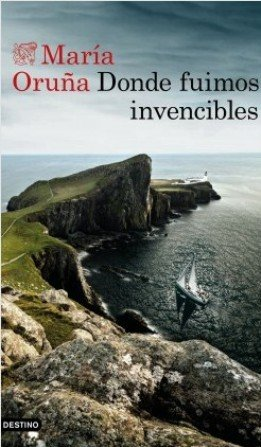 """""""Donde fuimos invencibles"""", de María Oruña"""