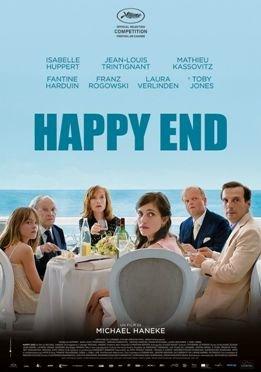 """Se estrena """"Happy end"""", la última película escrita y dirigida por Michael Haneke"""