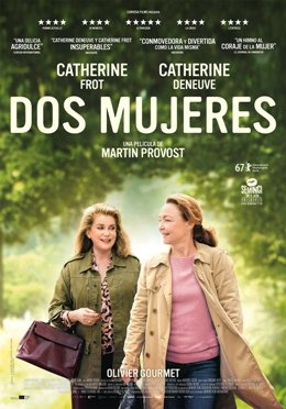 """Se estrena la película francesa """"Dos mujeres"""", escrita y dirigida por Martin Provost"""