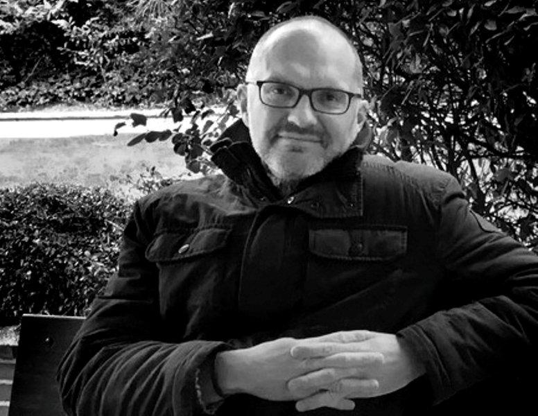 """Gregory Cajina: """"A un adulto que tiene claro qué quiere hacer con su existencia pocas cosas le irritarán más que se lo hagan perder"""""""