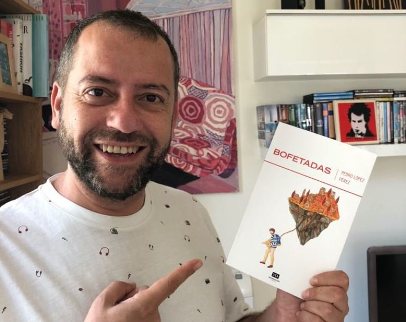 """Pedro López Pérez: """"El relato es un género muy acorde con los tiempos que vivimos, donde todo tiene que ser rápido e inmediato"""""""