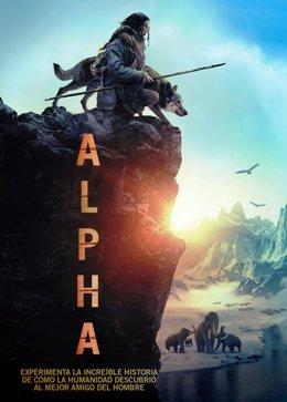 """""""Alpha"""", coproducida, coescrita y dirigida por Albert Hughes. épica aventura ambientada en la última era glacial"""