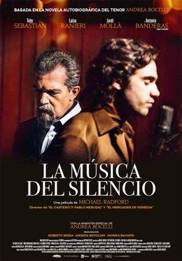 """""""La música del silencio"""", dirigida por Michael Radford, biopic del cantante Andrea Bocelli"""
