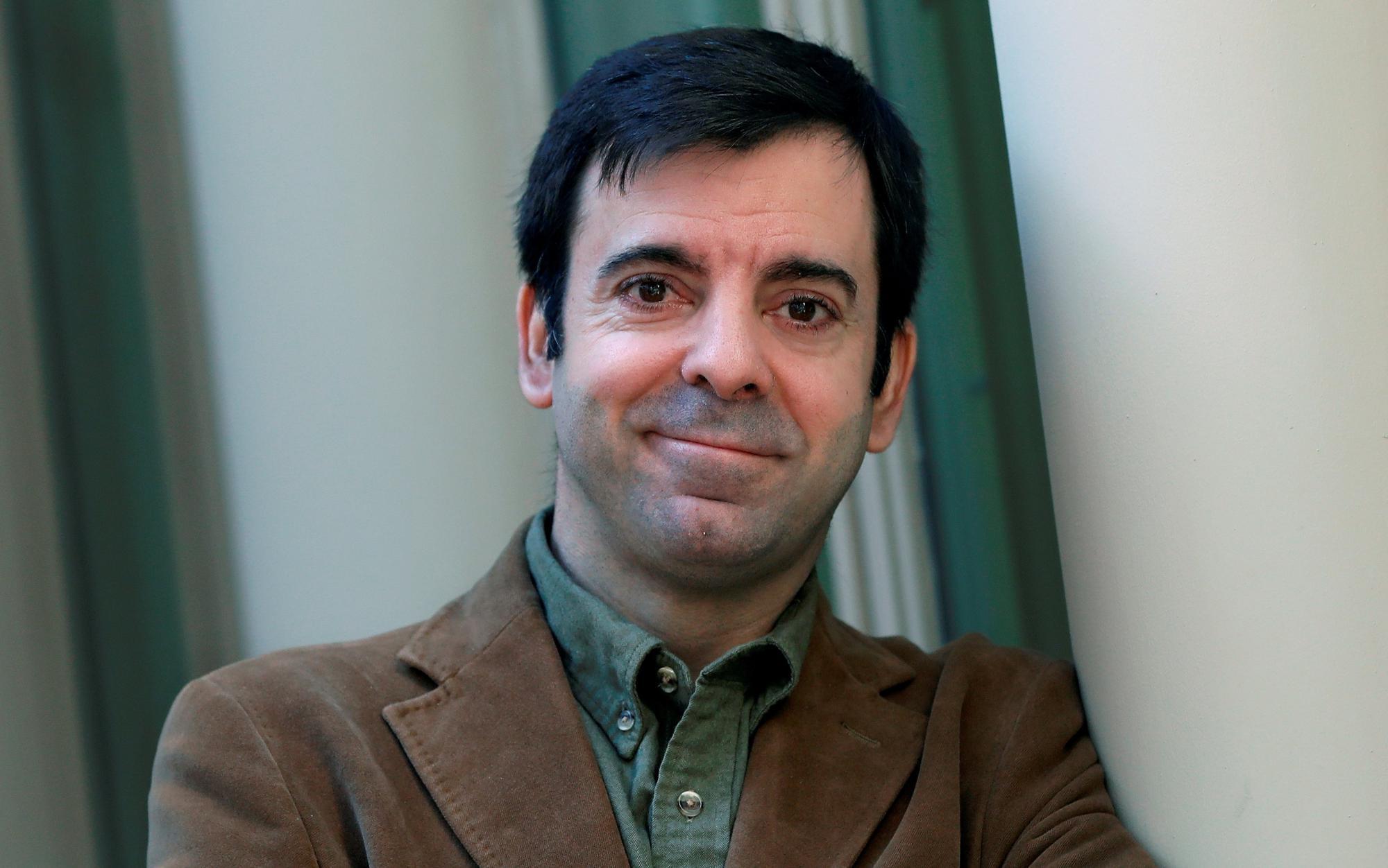 """David Lozano: """"Nuestro comportamiento con la tecnología es imprudente, a menudo por ignorancia"""""""