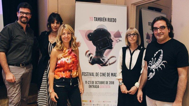 El 27 Festival de Cine de Madrid reunirá a más de cien mujeres directoras en la capital bajo el lema \'Yo también ruedo\'