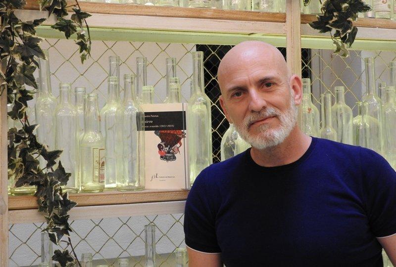 """Alejandro Palomas: """"Los escritores damos vida a la realidad"""""""