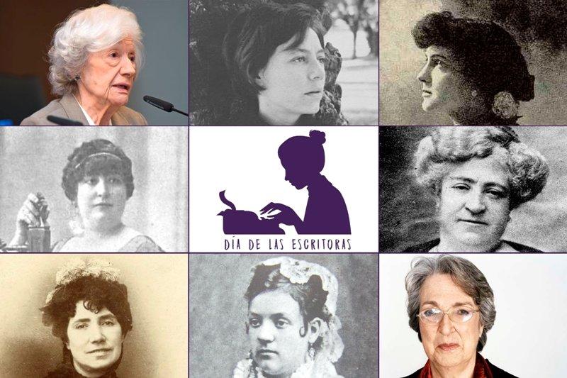 El próximo 15 de octubre se celebrará en la BNE el Día de las Escritoras