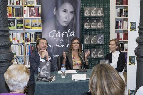 Virginia Serrano presenta en Madrid su primera novela
