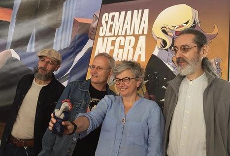 Calienta motores la Semana Negra de Gijón que comienza el 5 de junio