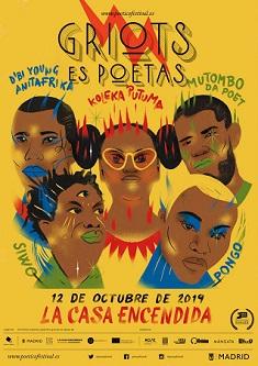 POETAS poético festival alcanza su 14ª edición ampliando los límites de la poesía y reivindicando a los poetas africanos