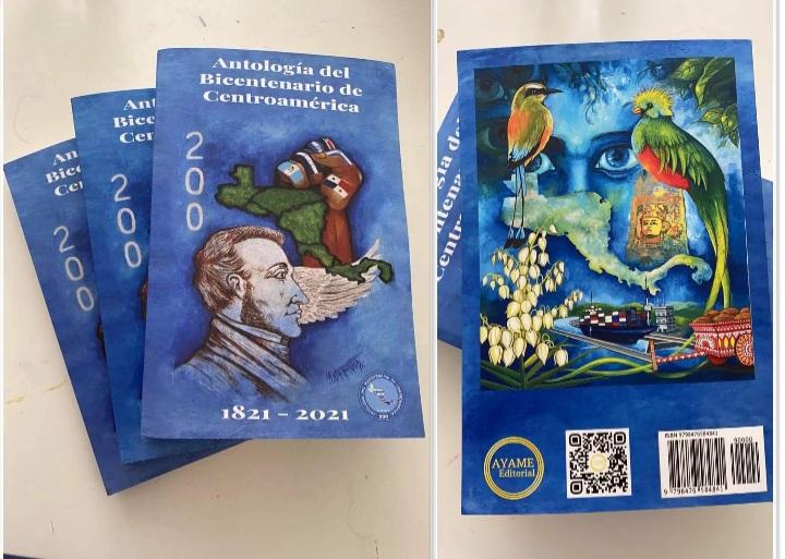 Antología del Bicentenario de Centroamérica