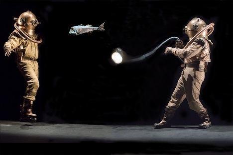 La Comédie-Française, emblema del teatro francés, nos trae su homenaje a Julio Verne