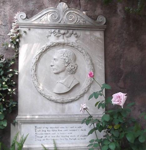 John Keats en el 200 aniversario de su muerte en Roma: todo aquello que no fue, o no pudo ser