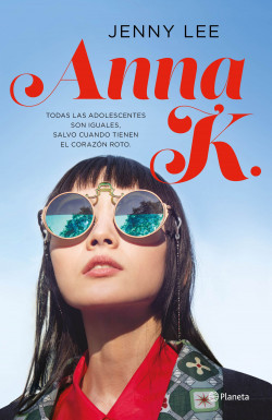'Anna K.', la primera novela juvenil de Jenny Lee que adapta un clásico de Tólstoi al mundo millenial