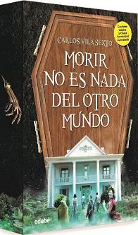 Carlos Vila Sexto presenta su fantasmagórica novela
